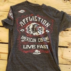 Affliction American Customs Tee Chief